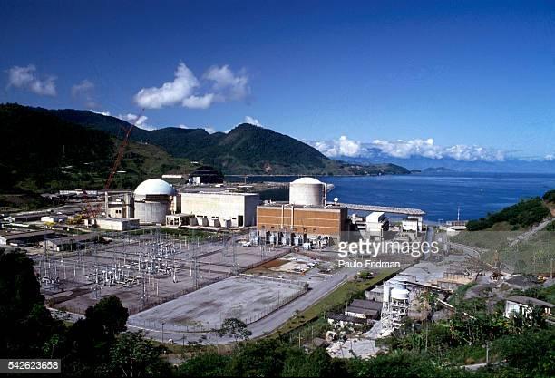 Angra I Nuclear Plant in Angra dos Reis State of Rio de Janeiro Brazil