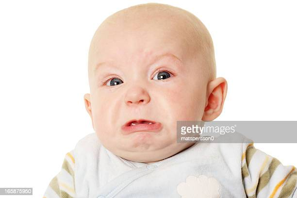 angry baby - shouting stock photos and pictures