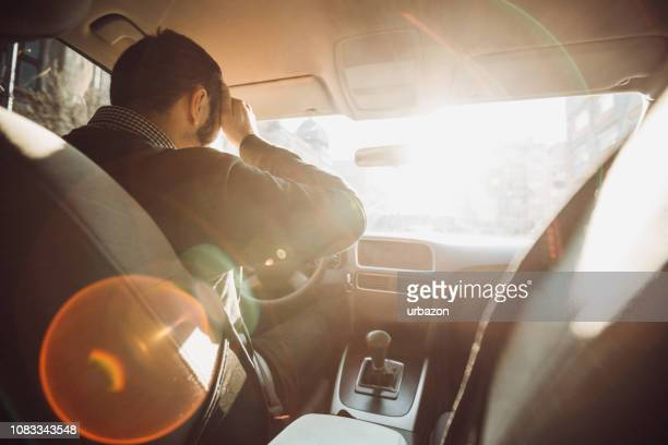angry car ride - road rage stock pictures, royalty-free photos & images