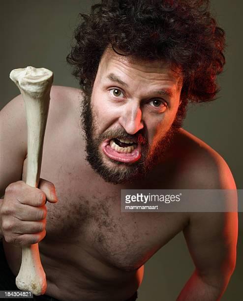 Angry Caveman