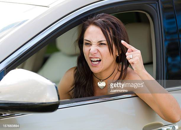 angry driver - road rage stock pictures, royalty-free photos & images