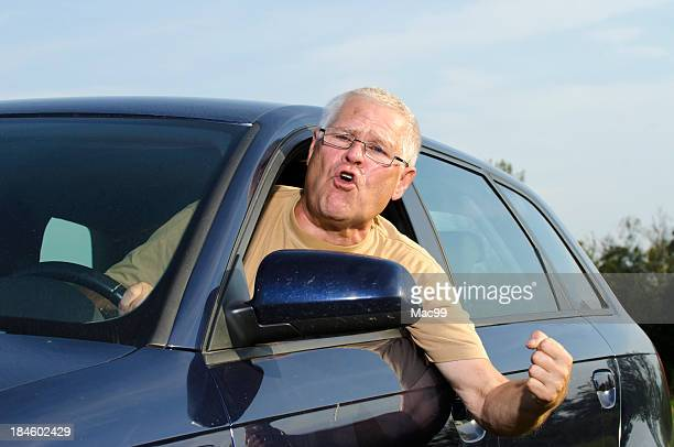angry driver - social issues stock pictures, royalty-free photos & images