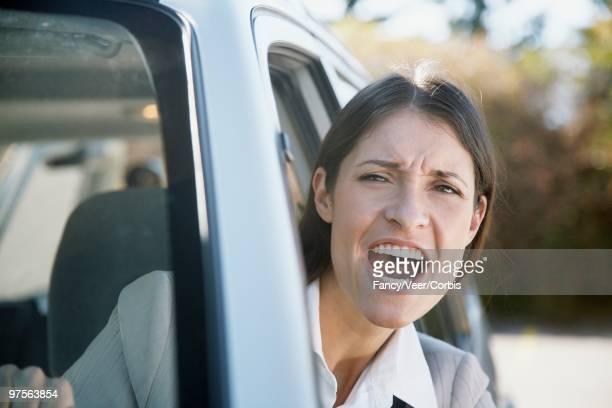Angry Driver