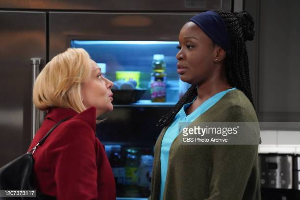 Angry Happy Same Face Abishola must draw the line when Bob's exwife Lorraine tries to maneuver her way back into Bob's life Also Goodwin is concerned...