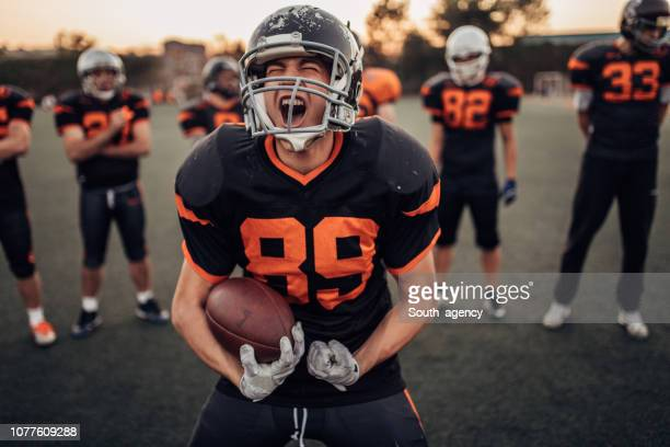 angry nfl player - sports league stock pictures, royalty-free photos & images
