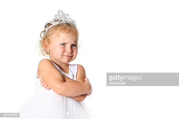 angry princess - tiara stock pictures, royalty-free photos & images