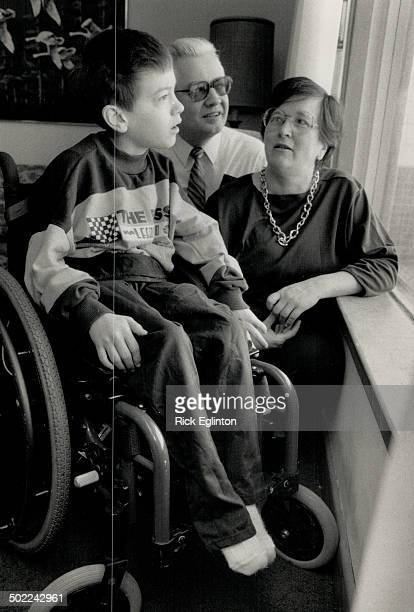 Angry victims Persons who feel let down by Health Protection Branch include clockwise from top left quadriplegic John Weeks 10 whose mother Pauline...