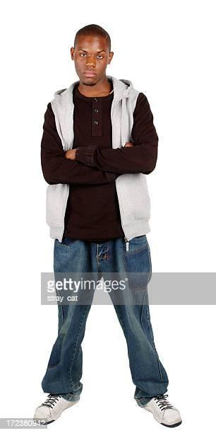 怒っている若者のフルボディ - the human body ストックフォトと画像