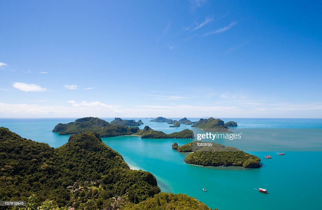 AngThong National Park, Koh Samui, Thailand : Stock Photo