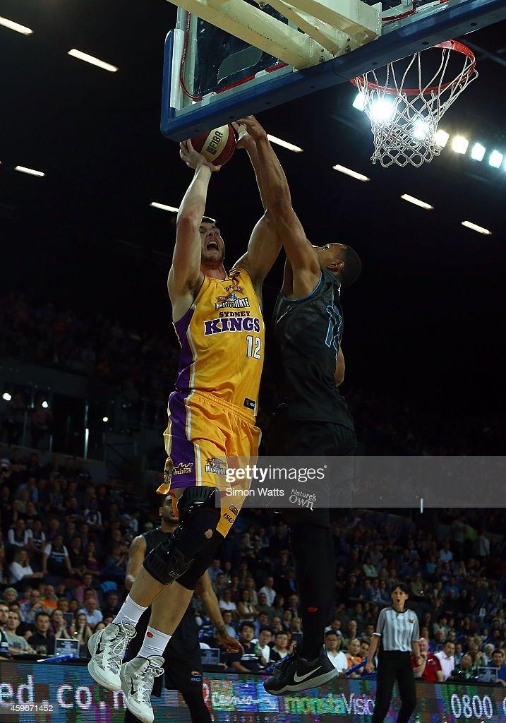 NBL Rd 8 - New Zealand v Sydney : News Photo
