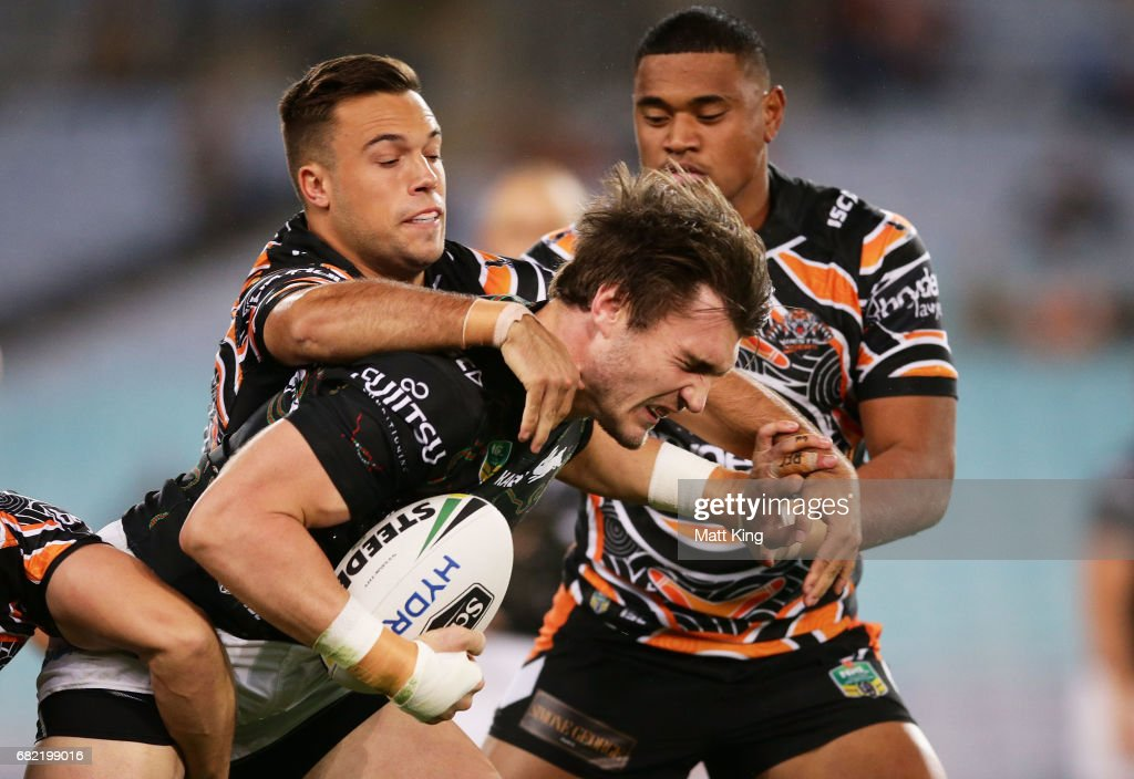 NRL Rd 10 - Wests Tigers v Rabbitohs