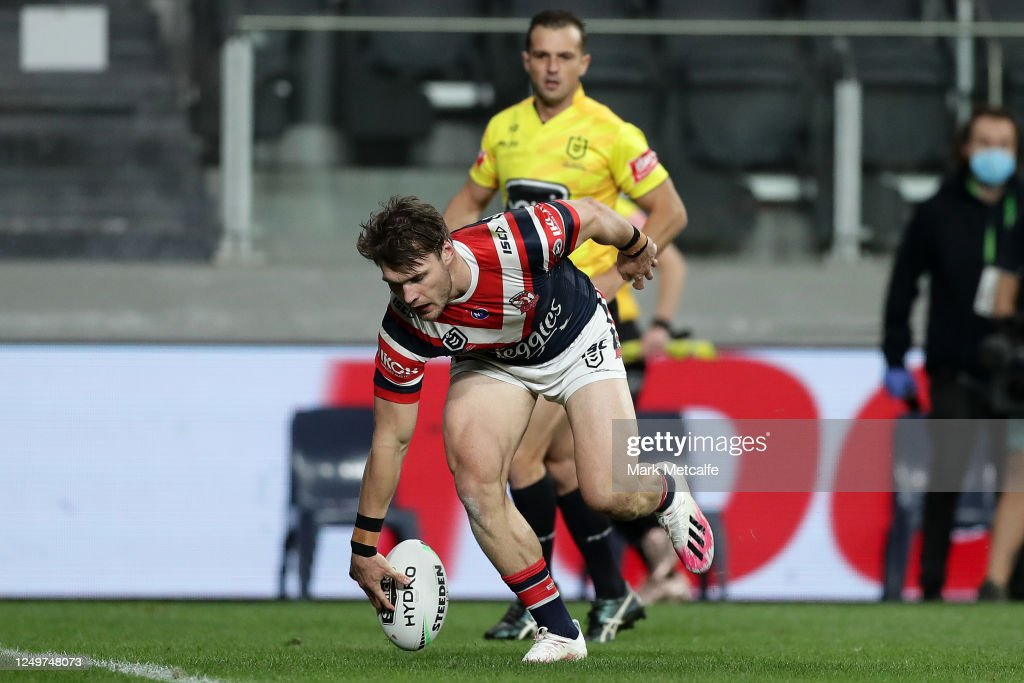 NRL Rd 5 - Bulldogs v Roosters : News Photo