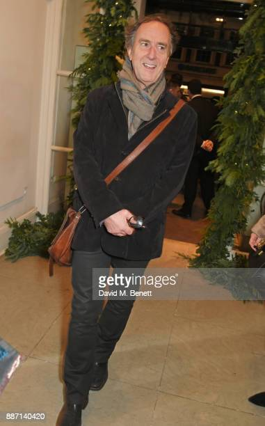 Angus Deayton attends the Stella McCartney Christmas Lights 2017 party on December 6 2017 in London England