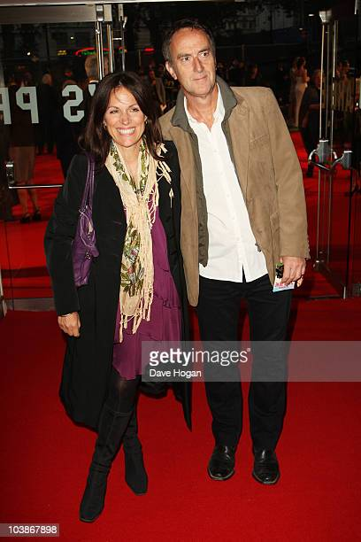 Angus Deayton attends the UK premiere of Tamara Drewe held at the Odeon Leicester Square on September 6 2010 in London England