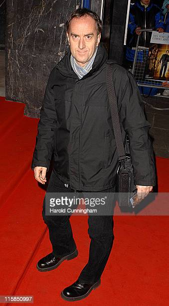 Angus Deayton during 'Night at the Museum' Charity Screening in London in London Great Britain