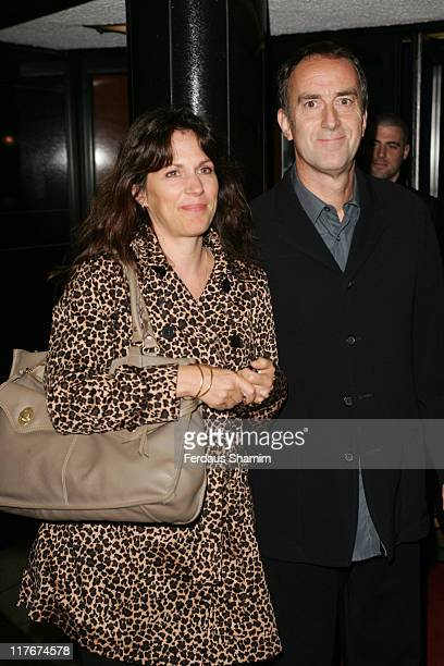Angus Deayton during 'Zidane A 21st Century Portrait' London Film Premiere at Curzon Cinema Mayfair in London Great Britain