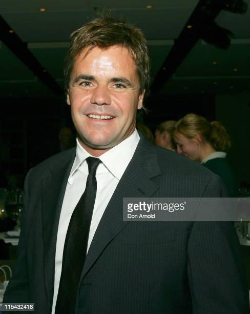 Angus Hawley during Taronga Foundation's 2007 Establishment Dinner at Establishment Hotel in Sydney, NSW, Australia.