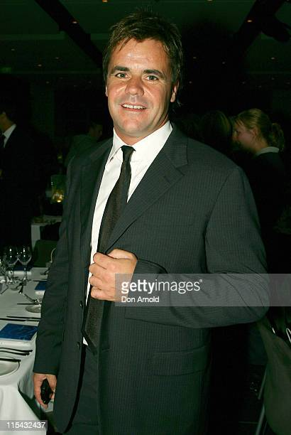 Angus Hawley during Taronga Foundation's 2007 Establishment Dinner at Establishment Hotel in Sydney NSW Australia