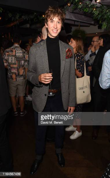 """Angus Imrie attends the press night after party for """"Fleabag"""" at The Century Club on August 28, 2019 in London, England."""