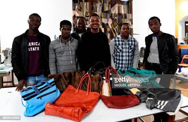 Angus MACKINNON African migrants Yaya from Senegal Mohamed from GuineaConakry Bassirou from Burkina Fasso Bakari from Ivory Coast Issa from Burkina...