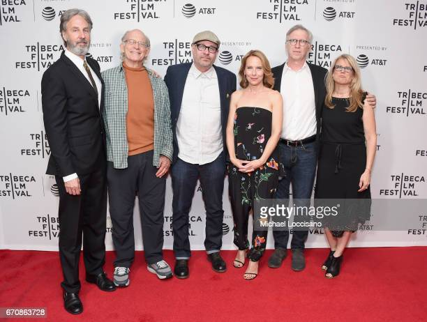 Angus MacLachlan Max Gail Terry Kinney Amy Ryan Steve Coulter and Kate Churchill attend the Abundant Acreage Available Premiere during 2017 Tribeca...