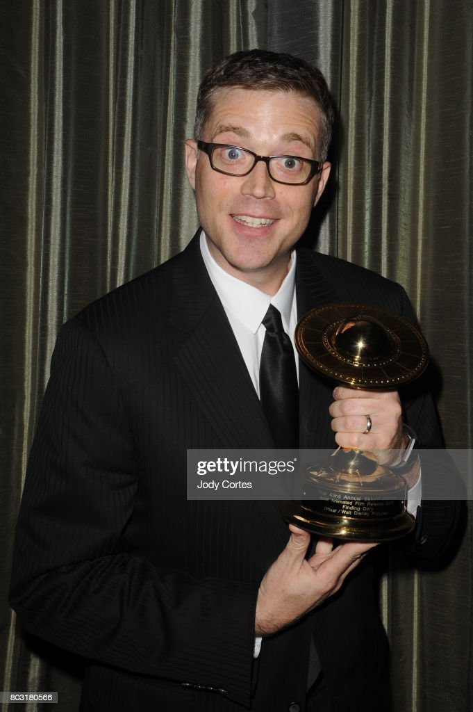 Angus Maclane attends 43rd Annual Saturn Awards - Portraits at The Castaway on June 28, 2017 in Burbank, California.