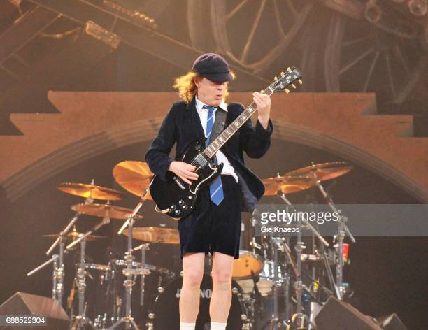 AC/DC Angus Young ACDC Amsterdam ArenA Amsterdam Holland