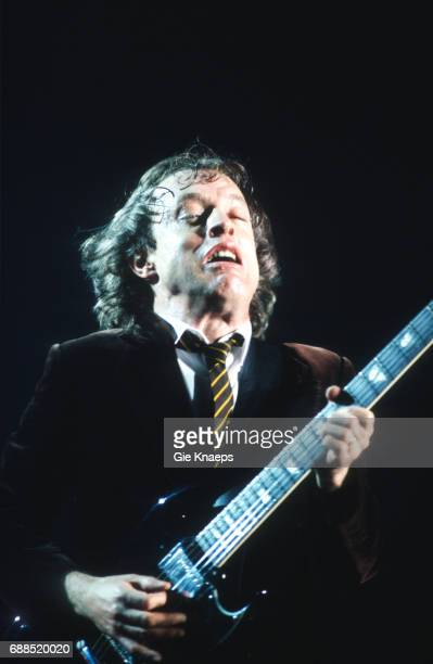 AC/DC Angus Young ACDC Flanders Expo Gent Belgium