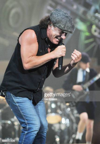 AC/DC Angus Young Brian Johnson Phil Rudd ACDC Amsterdam ArenA Amsterdam Holland