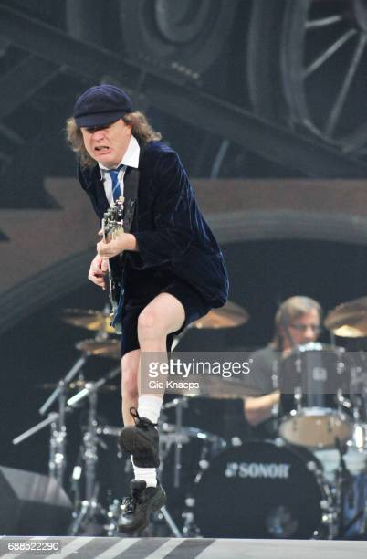 AC/DC Angus Young Phil Rudd ACDC Amsterdam ArenA Amsterdam Holland