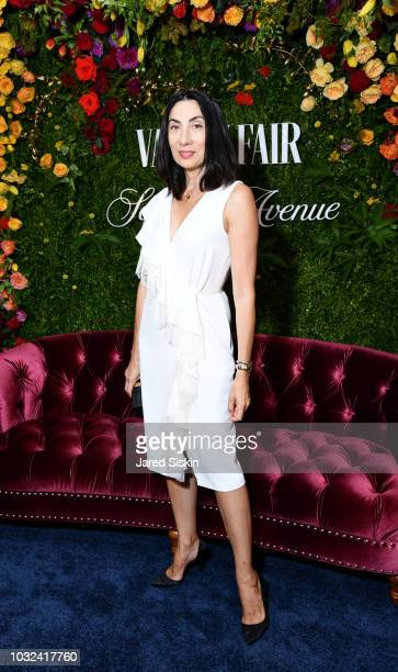 Anh Duong attends as Vanity Fair and Saks Fifth Avenue celebrate Vanity Fair's BestDressed 2018 at Manhatta on September 12 2018 in New York City