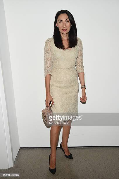 Anh Duong attends God's Love We Deliver Golden Heart Awards at Spring Studio on October 15 2015 in New York City