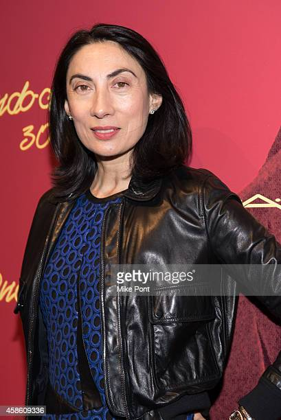 Anh Duong attends Indochine's 30th Anniversary Party at Indochine on November 7, 2014 in New York City.