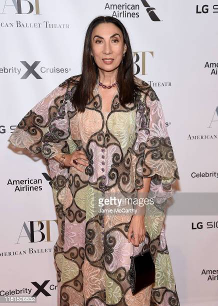 Anh Duong attends the American Ballet Theatre 2019 Fall Gala at David H Koch Theater at Lincoln Center on October 16 2019 in New York City