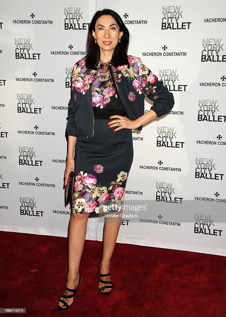Anh Duong attends the New York City Ballet's Spring 2013 Gala at David H. Koch Theater, Lincoln Center on May 8, 2013 in New York City.