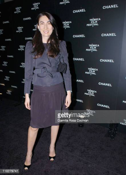 Anh Duong during 5th Annual Tribeca Film Festival Chanel Dinner at Opening of Mr Chow Celebrating Artists of the Tribeca Film Festival at Mr Chow in...