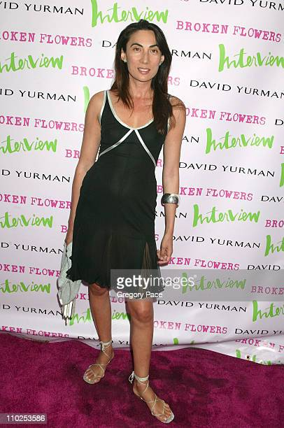 Anh Duong during 'Broken Flowers' New York City Premiere Arrivals at Chelsea West Cinemas in New York City New York United States