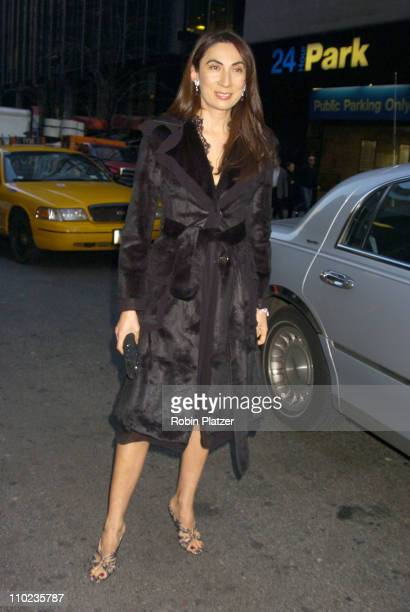 Anh Duong during Martha Graham Dance Company Opening Night Gala at The City Center in New York City New York United States