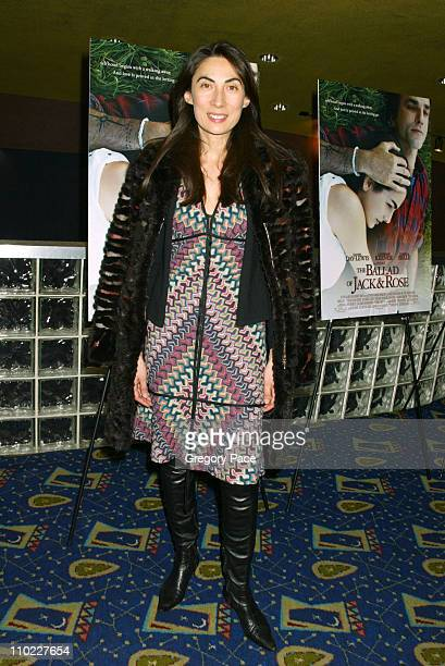 Anh Duong during 'The Ballad of Jack and Rose' New York City Premiere Inside Arrivals at Chelsea West Theater in New York City New York United States