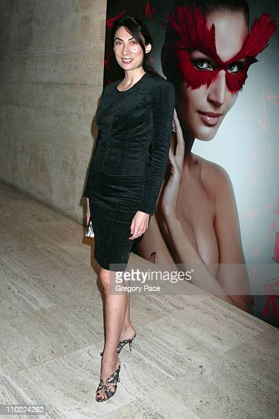 Anh Duong during Valentino Fragrance Launch Party For 'Valentino V' at Four Seasons in New York City New York United States