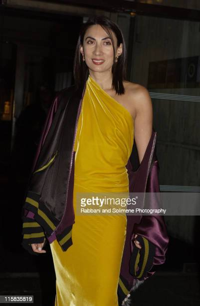 Anh Duong during 'Whitney Gala' at the Whitney Museum October 21 2002 at Whitney Museum in New York CIty New York United States