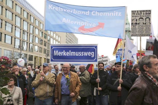 Afd Anhänger Pictures | Getty Images