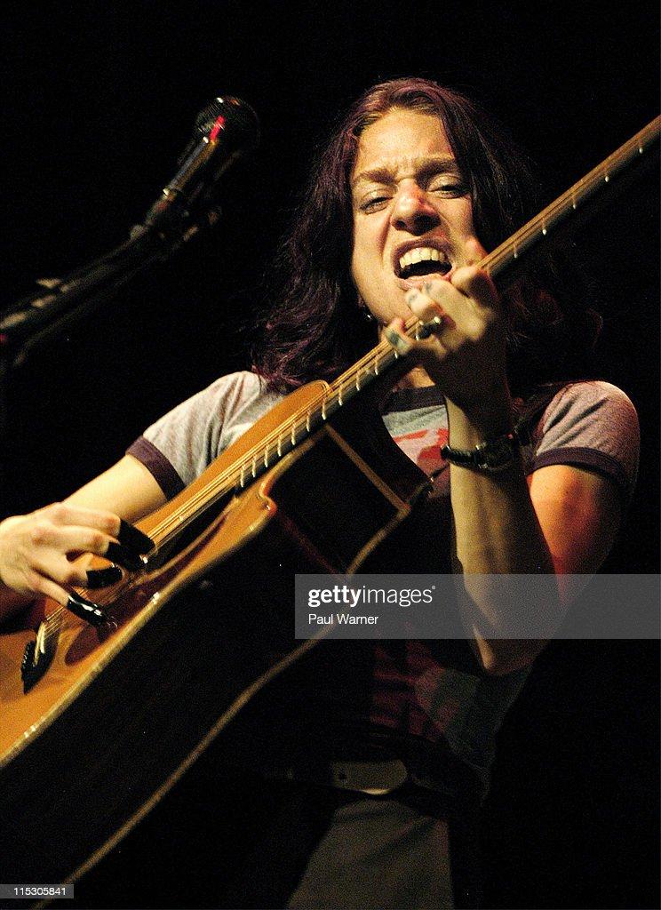 Ani DiFranco in Concert - June 23, 2006