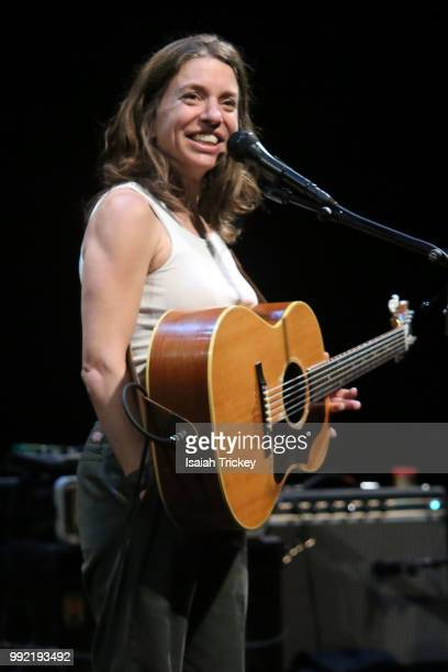 2018 Ani DiFranco performs during the Montreal International Jazz Festival at ThŽ‰tre Maisonneuve Place des Arts on July 4 2018 in Montreal Canada