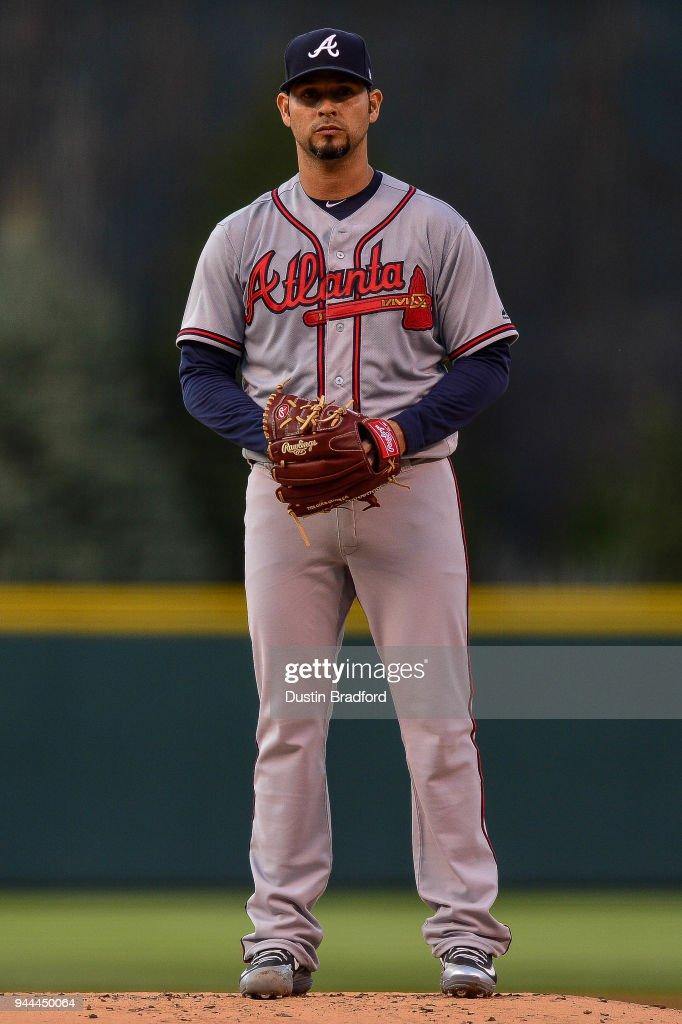 Atlanta Braves v Colorado Rockies