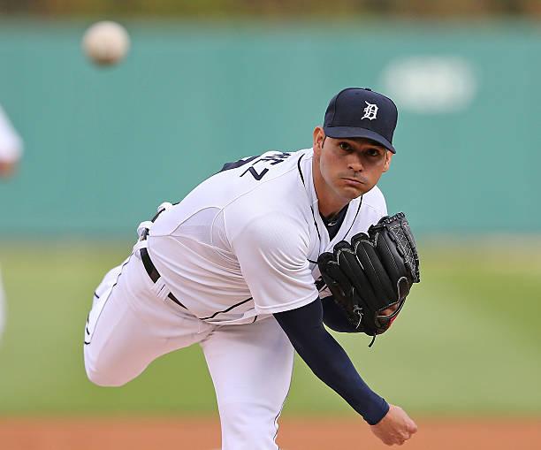 Anibal Sanchez of the Detroit Tigers