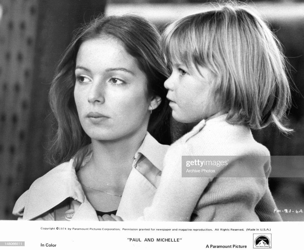 Anicée Alvina anicée alvina holding daughter sara stout in a scene from