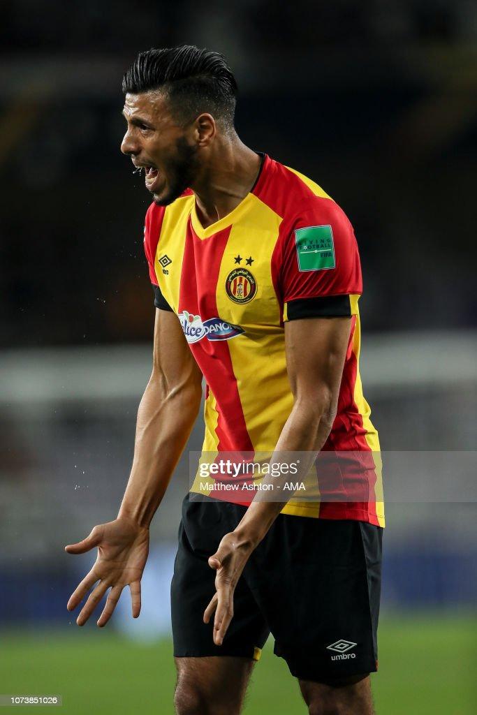 ES Tunis v Al Ain - FIFA Club World Cup UAE 2018 : News Photo