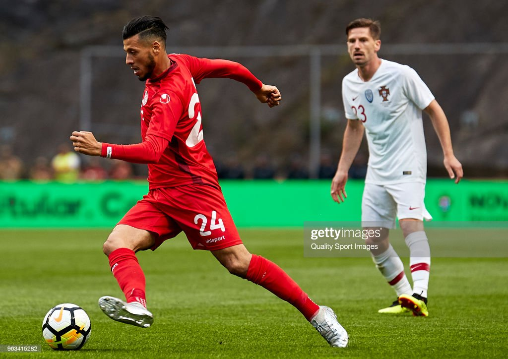 Portugal v Tunisia - International Friendly : News Photo