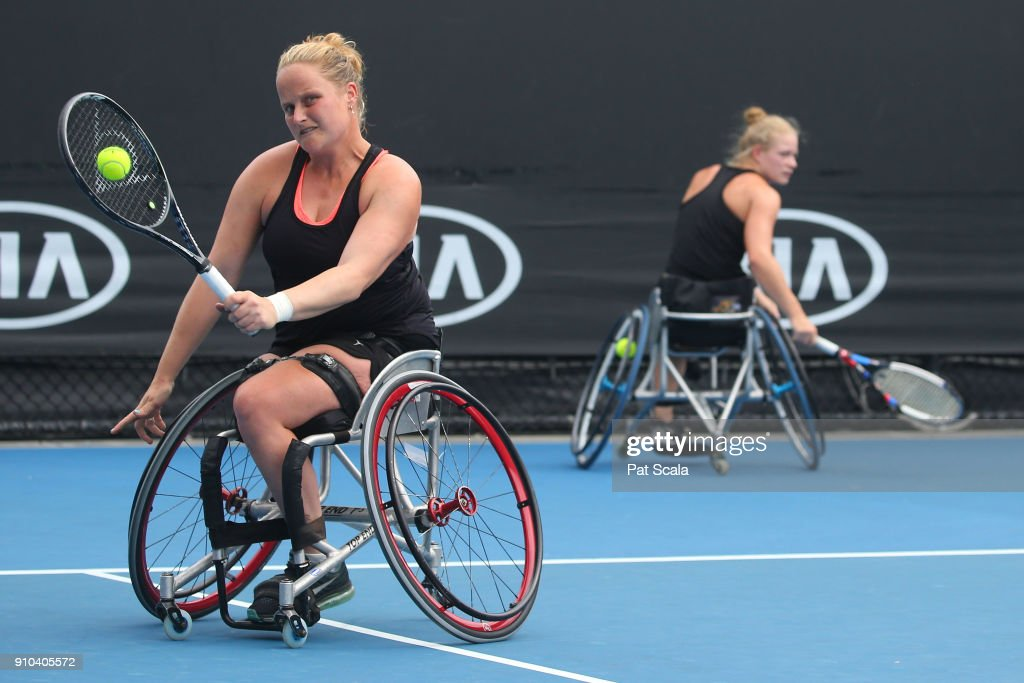 Australian Open 2018 Wheelchair Championships